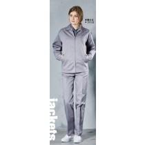 單層夾克: 灰色2801、深藍色2802、塑藍色2803