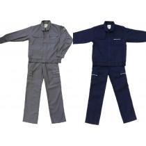 日式休閒褲:火山灰T03、寶石藍T04、深灰T09、深藍T10