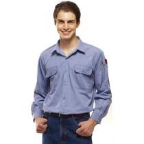 F02長袖中鋼布