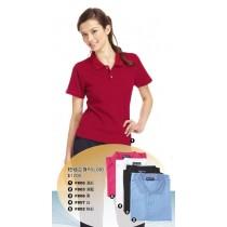 短袖吸濕排汗衣:女酒紅F805、女湖藍F803、女黑F806 、女白F807、女桃紅F802