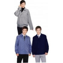 中毛夾克:灰色2221、深藍色2222、塑藍2223